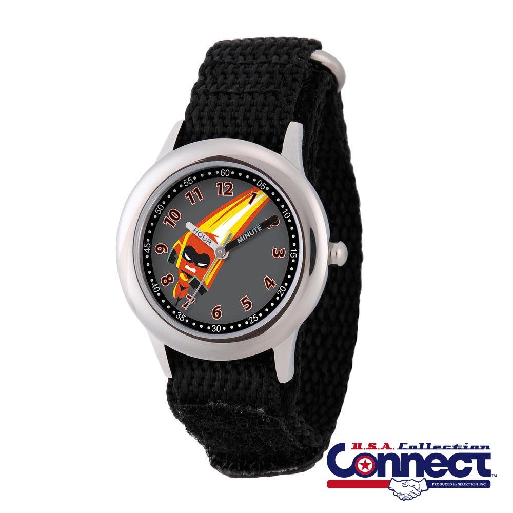 ディズニー Disney キッズ 男の子 女の子 ダッシュ インクレディブル 腕時計 ギフト プレゼント