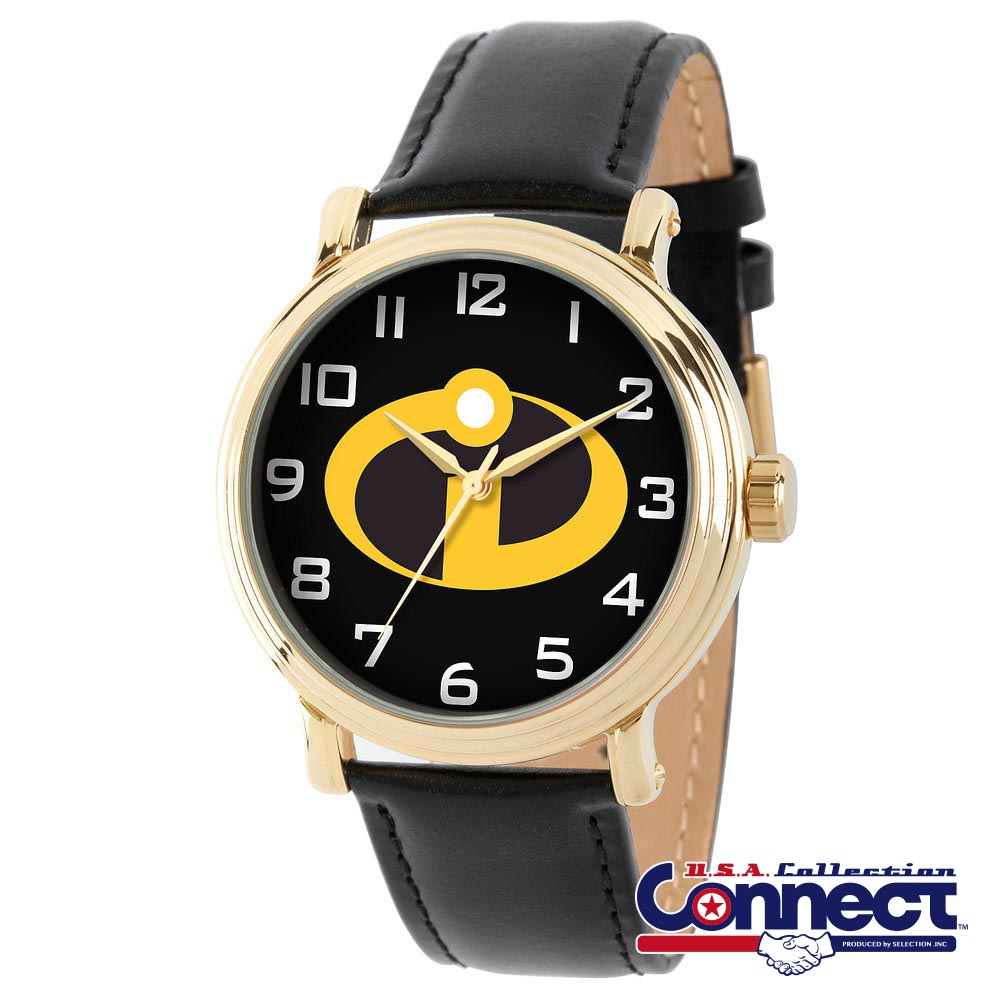 ディズニー Disney レディース メンズ兼用 インクレディブル 腕時計 ギフト プレゼント
