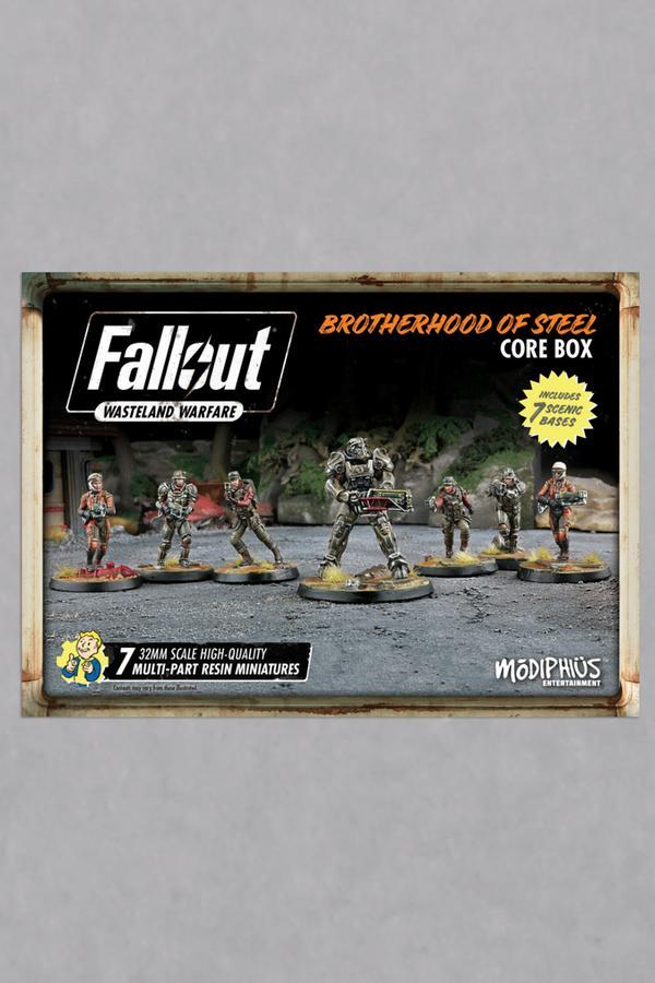 Fallout フォールアウト グッズ B.O.S. コア ボックス