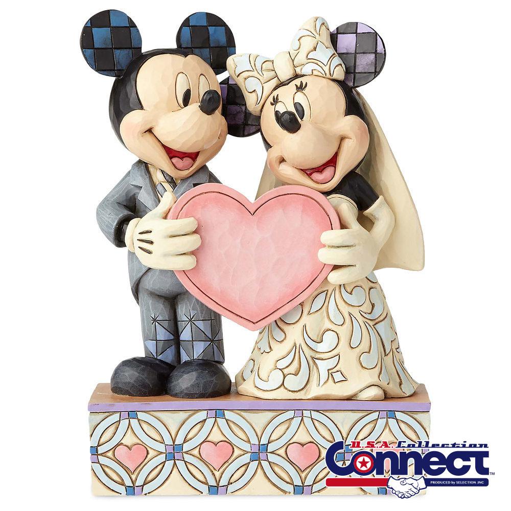 ディズニー Disney ミッキー ミニー ウエディング フィギュア ギフト プレゼント