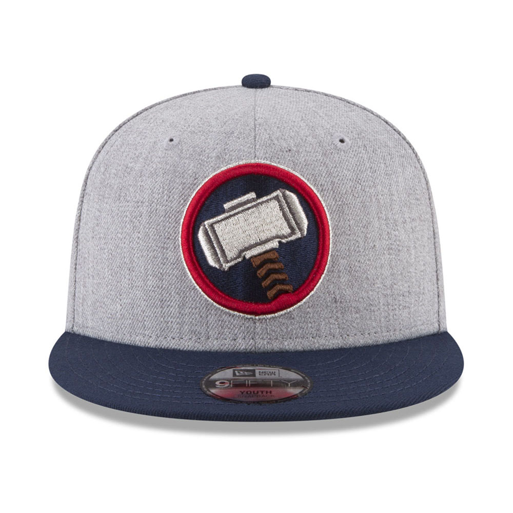 1a098a2d canada marvel be heather action 9fifty snapback cap 29660 b5090
