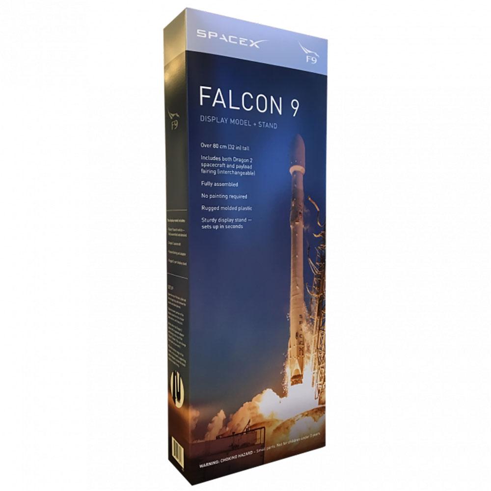 スペース X SPACE X 宇宙開発 F9 デスクトップ フィギュア