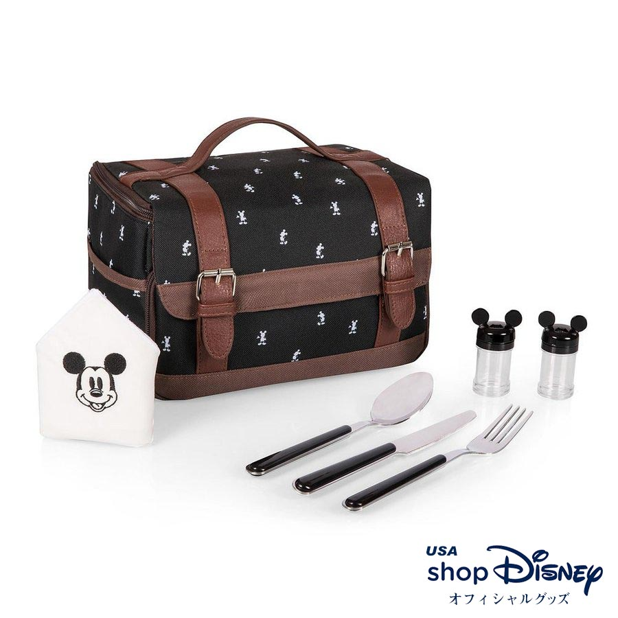 お取り寄せ ディズニー Disney US公式 ミッキーマウス ランチケース セット