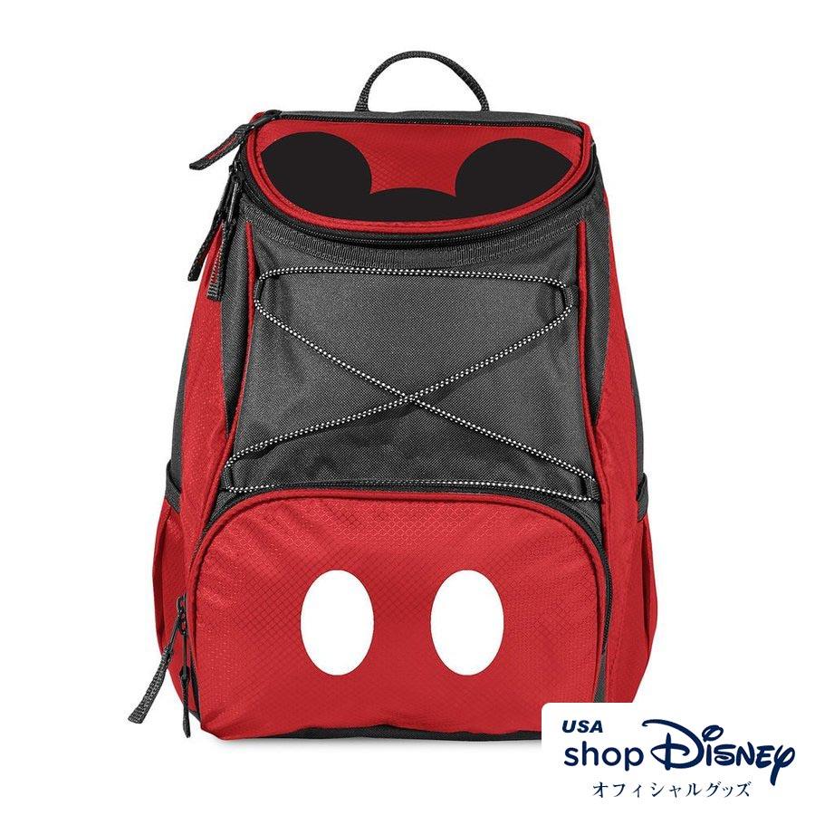 お取り寄せ ディズニー Disney US公式 ミッキーマウス 保冷バッグ クーラーバックパック リュック
