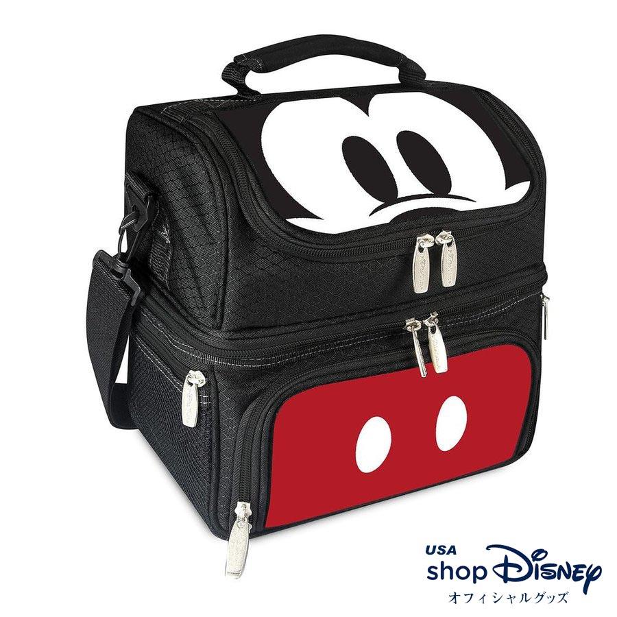 お取り寄せ ディズニー Disney US公式 ミッキーマウス 2ウェイ ランチケース