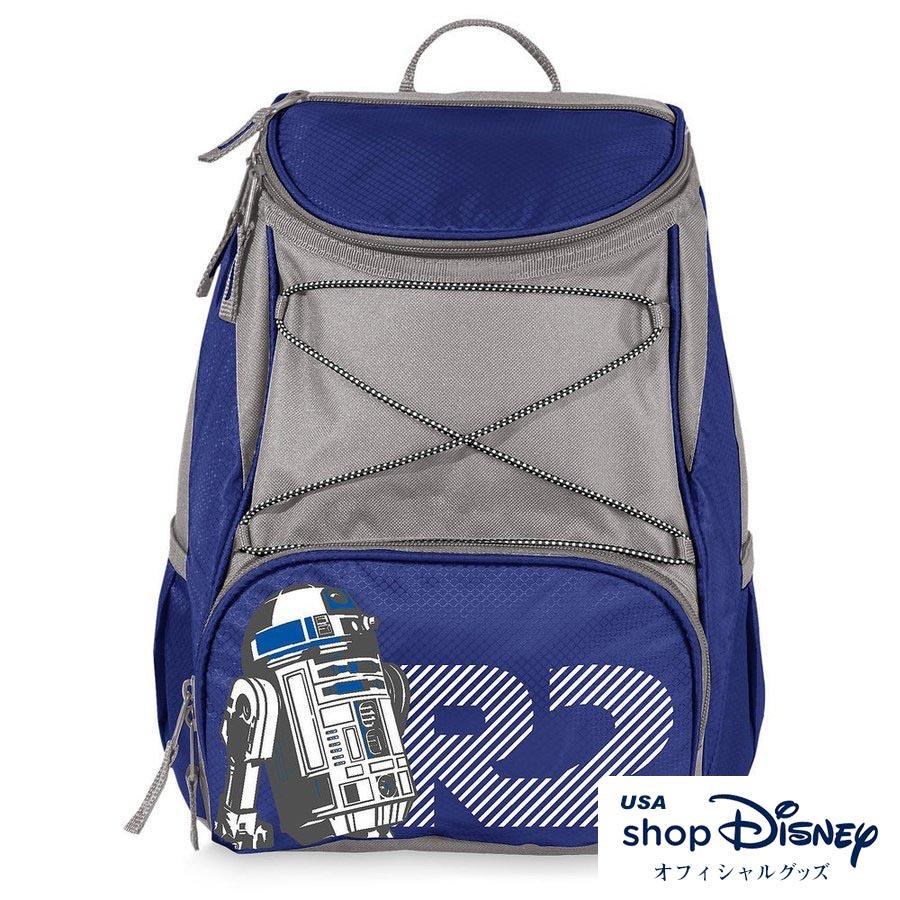 お取り寄せ スターウォーズ StarWars US公式 R2D2 保冷バッグ クーラーバックパック リュック