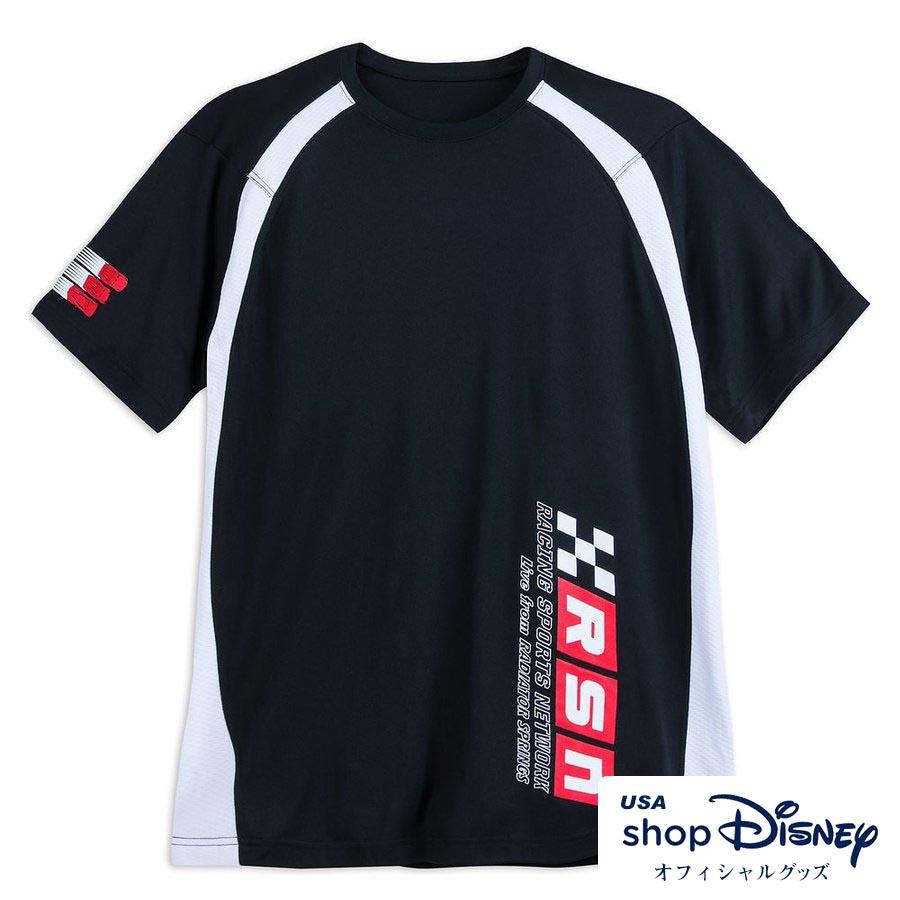 ディズニー Disney US公式 メンズ カーズ Tシャツ 半袖 ギフト プレゼント