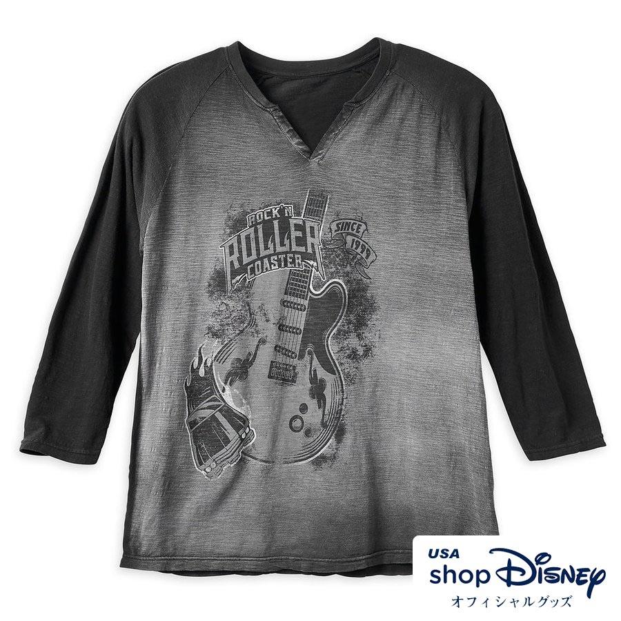 ディズニー Disney US公式 メンズ Tシャツ 七分袖 ギフト プレゼント