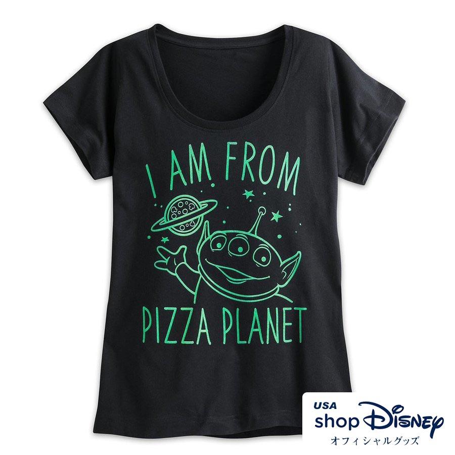ディズニー Disney レディース エイリアン トイストーリー Tシャツ 半袖 ギフト プレゼント