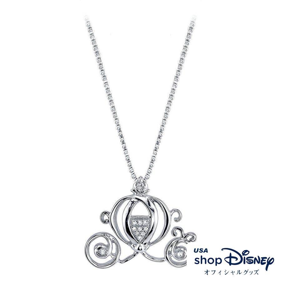 ディズニー Disney レディース シンデレラ ネックレス ギフト プレゼント