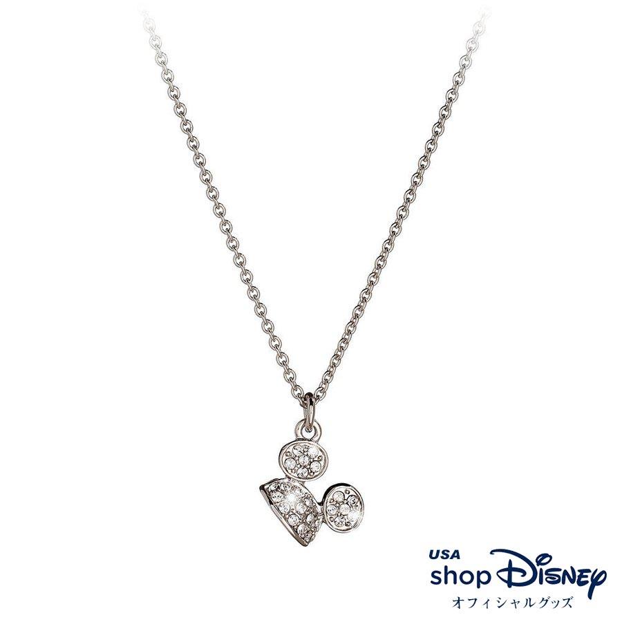ディズニー Disney レディース ミッキーマウス ネックレス ギフト プレゼント
