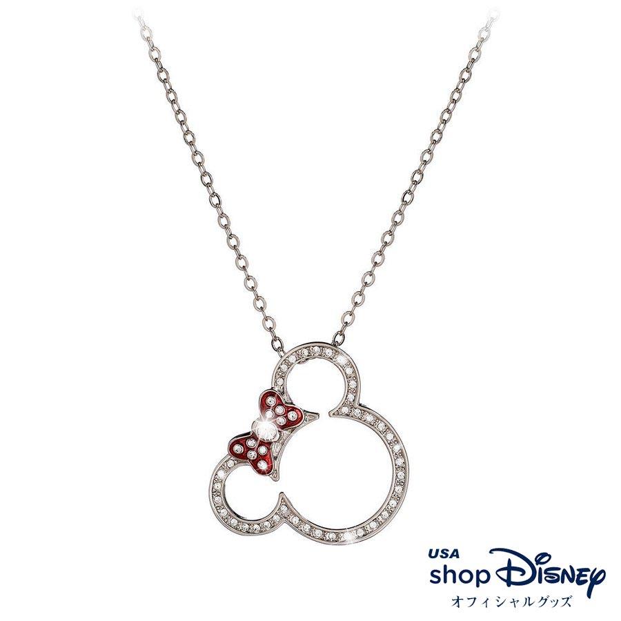 ディズニー Disney レディース ミニーマウス ネックレス ギフト プレゼント