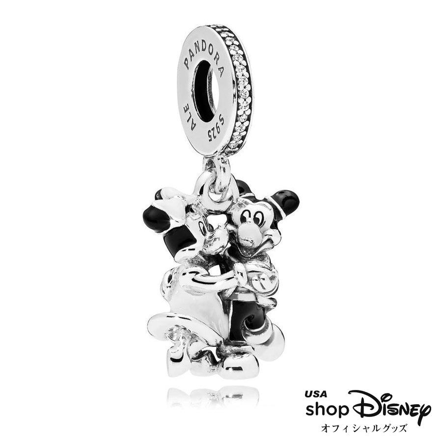 ディズニー Disney レディース ミッキー ミニー チャーム パンドラ ギフト プレゼント