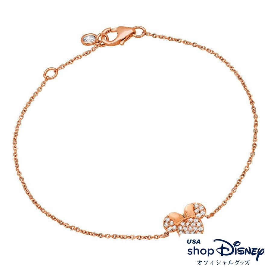 ディズニー Disney レディース ミニーマウス ブレスレット ギフト プレゼント