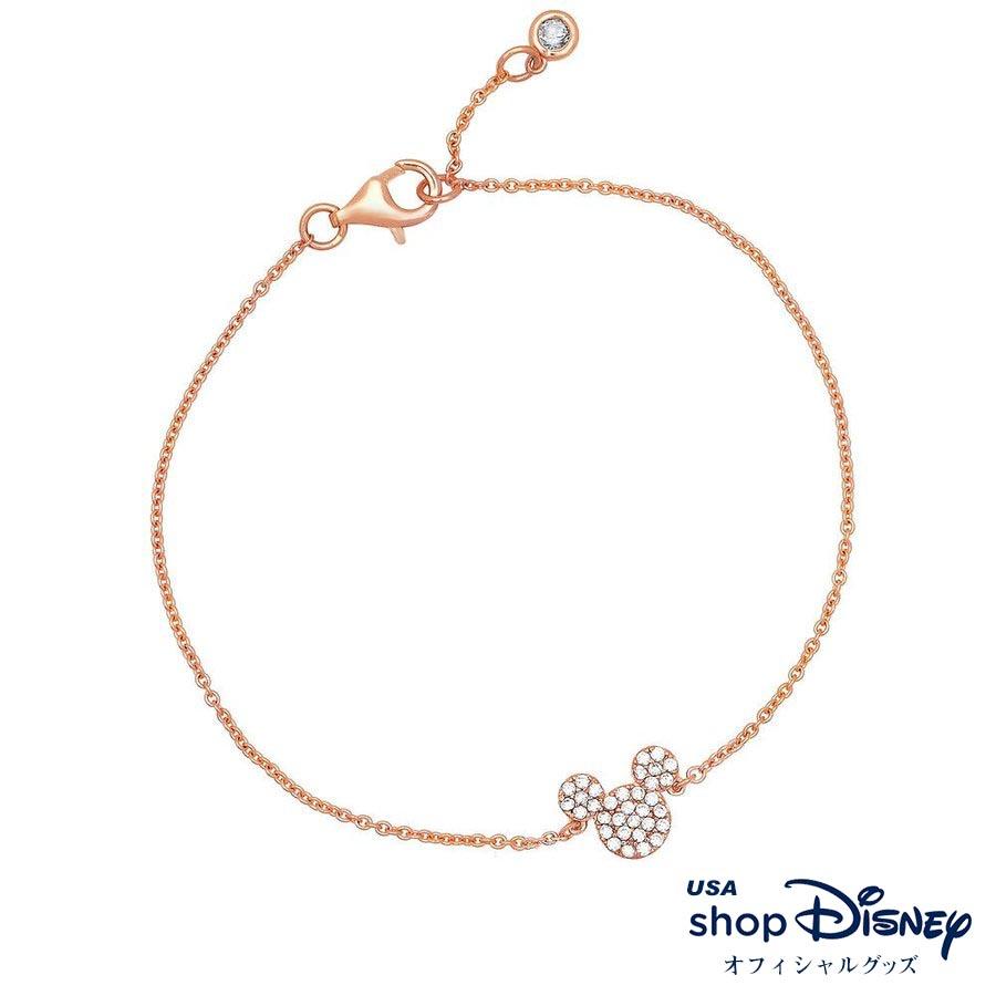 ディズニー Disney レディース ミッキーマウス ブレスレット ギフト プレゼント