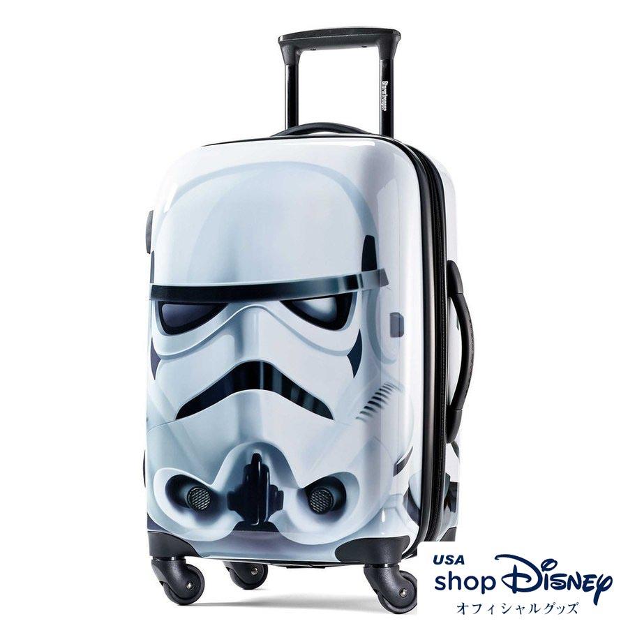 スターウォーズ StarWars ストームトルーパー キャリーバッグ スーツケース Sサイズ アメリカンツーリスター