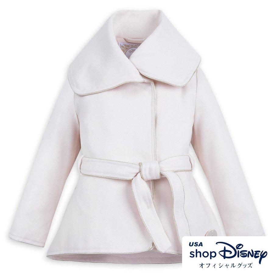ディズニー Disney US公式 キッズ 男の子 女の子 ディズニープリンセス ツイード コート