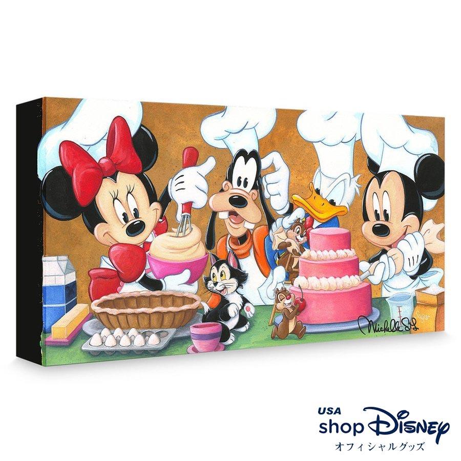 ディズニー St. Disney フレンズ ミッキーマウス フレンズ アートパネル Michelle St. Laurent Michelle ギフト プレゼント, ベアードブルーイング:147584d7 --- sunward.msk.ru