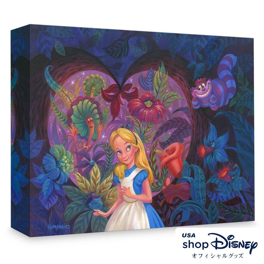 ディズニー アートパネル Disney 不思議の国のアリス アートパネル Michael Humphries Humphries ギフト ディズニー プレゼント, ハッピィホームコンセプト:53308223 --- sunward.msk.ru
