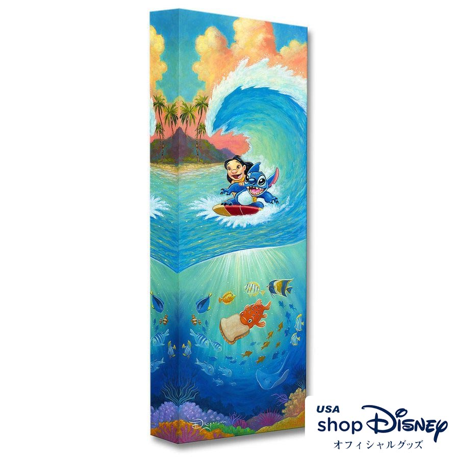 ディズニー Disney Disney リロアンドスティッチ アートパネル Tim ディズニー Rogerson Tim ギフト プレゼント, エタジマシ:13618b81 --- sunward.msk.ru