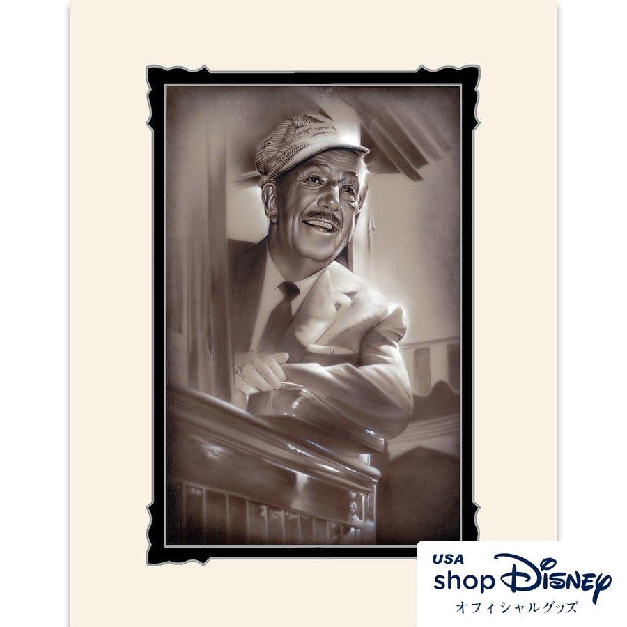 ディズニー Disney ウォルト・ディズニー アートフレーム アートポスター Noah ギフト プレゼント