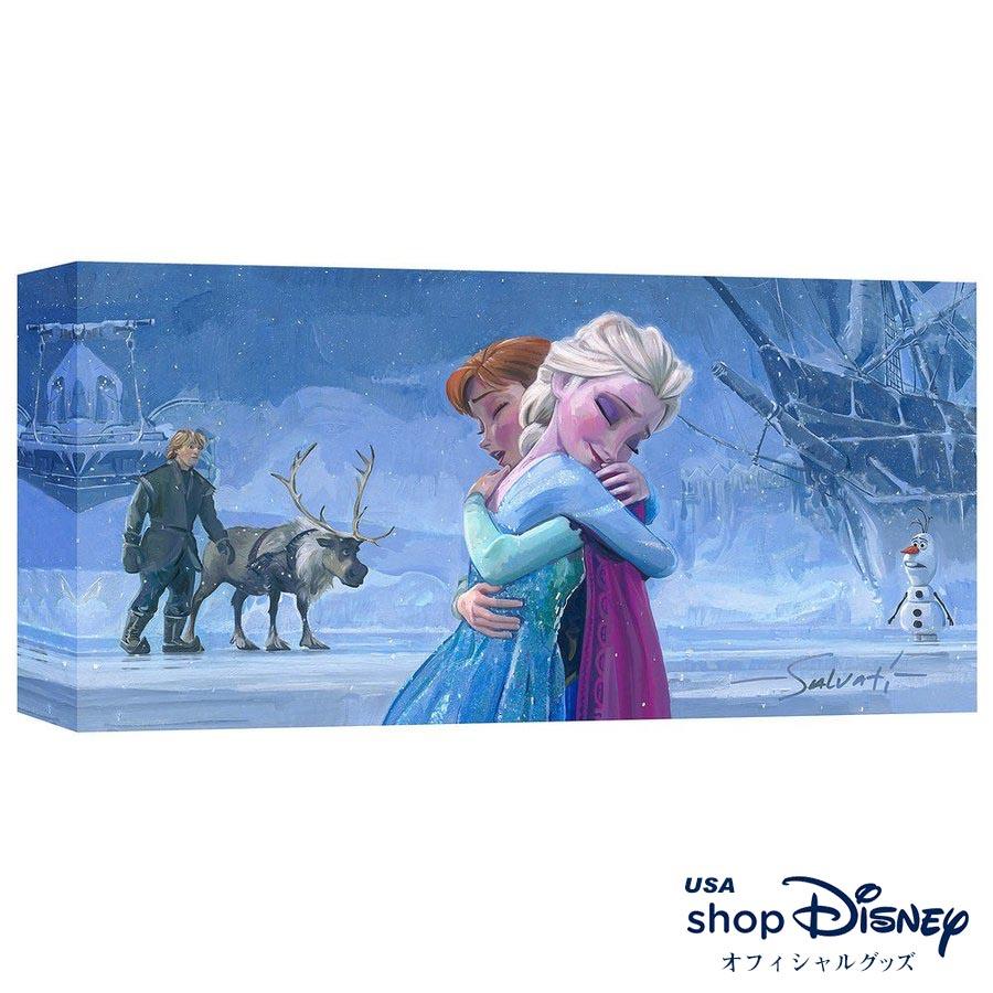 ディズニー Disney プレゼント Salvati アナと雪の女王 アートパネル Jim Salvati ギフト アートパネル プレゼント, 立川市:730b6820 --- sunward.msk.ru