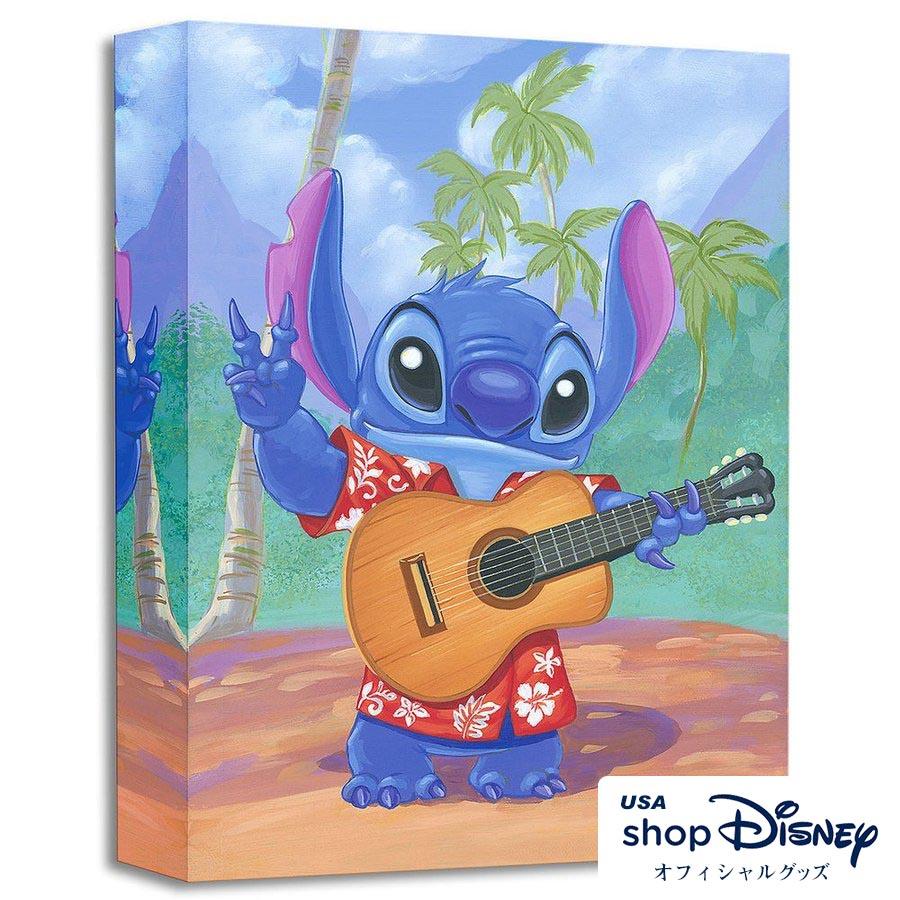 ディズニー Disney プレゼント スティッチ リロアンドスティッチ ギフト アートパネル Manuel Hernandez Hernandez ギフト プレゼント, laqua:50ade563 --- sunward.msk.ru