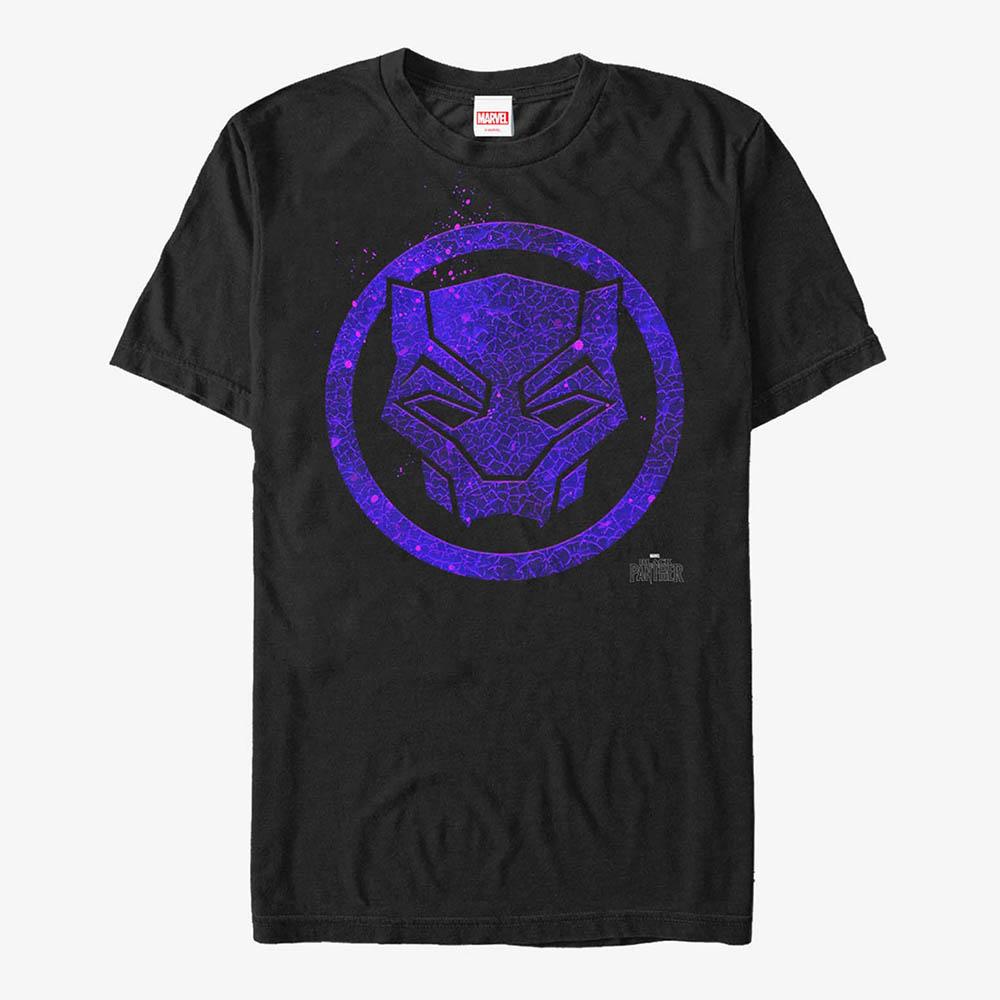 海外限定 マーベル 未使用品 Tシャツ ブラックパンサー 人気ブレゼント メンズ兼用 Marvel レディース 半袖