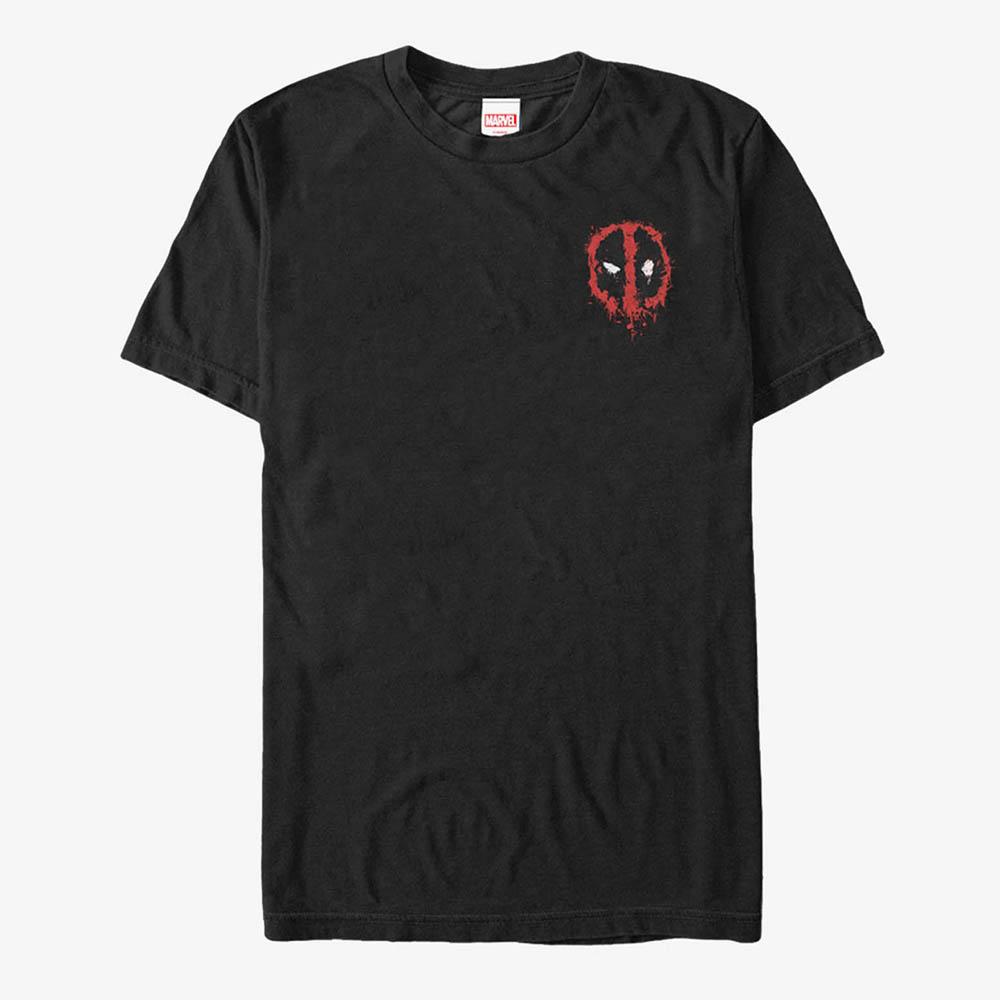 海外限定 マーベル Tシャツ 商い デッドプール メンズ兼用 Marvel 激安セール 半袖 レディース