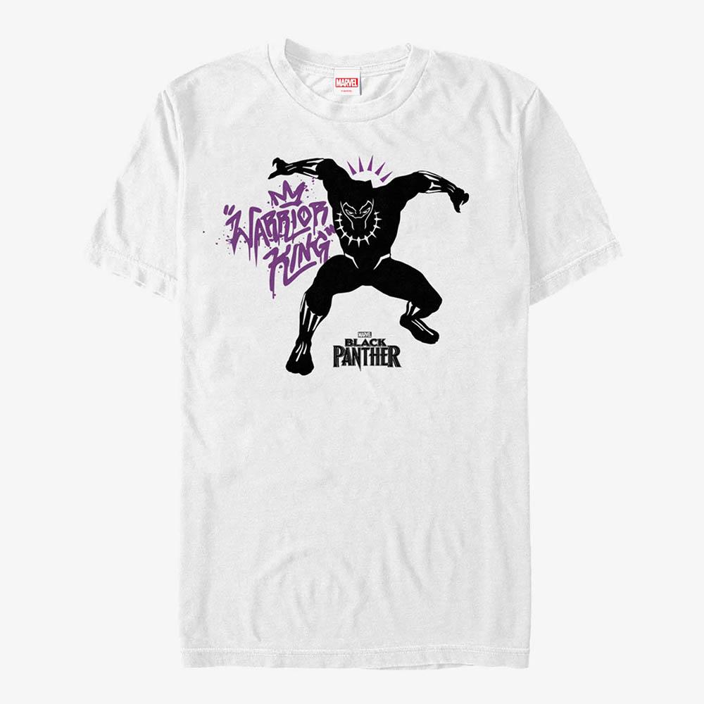 マーベル Marvel レディース メンズ兼用 ブラックパンサー Tシャツ 半袖trhdCsxQ