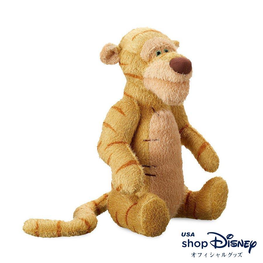 ディズニー Disney ティガー くまのプーさん プーと大人になった僕 ぬいぐるみ 中 ミディアム ギフト プレゼント