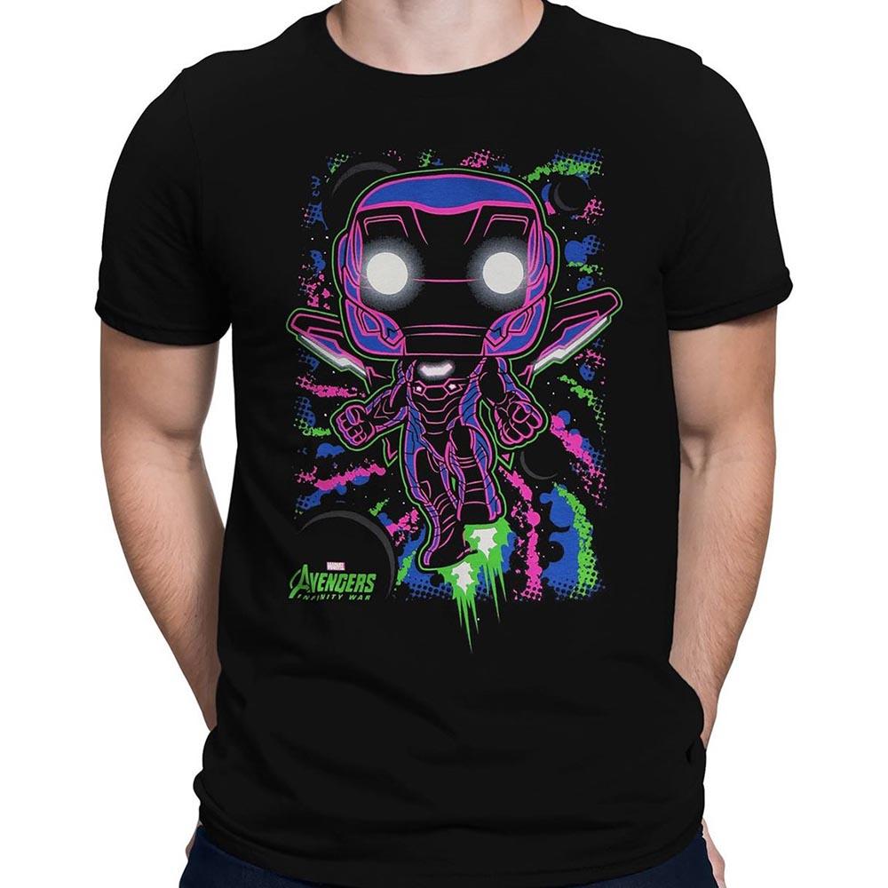 マーベル Marvel アイアンマン アベンジャーズ Tシャツ 半袖 メンズ