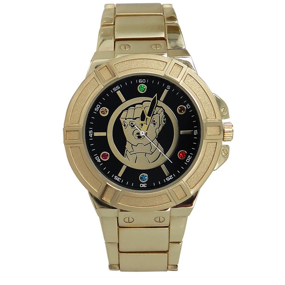 マーベル Marvel サノス アベンジャーズ 腕時計 インフィニティ ガントレット レディース メンズ