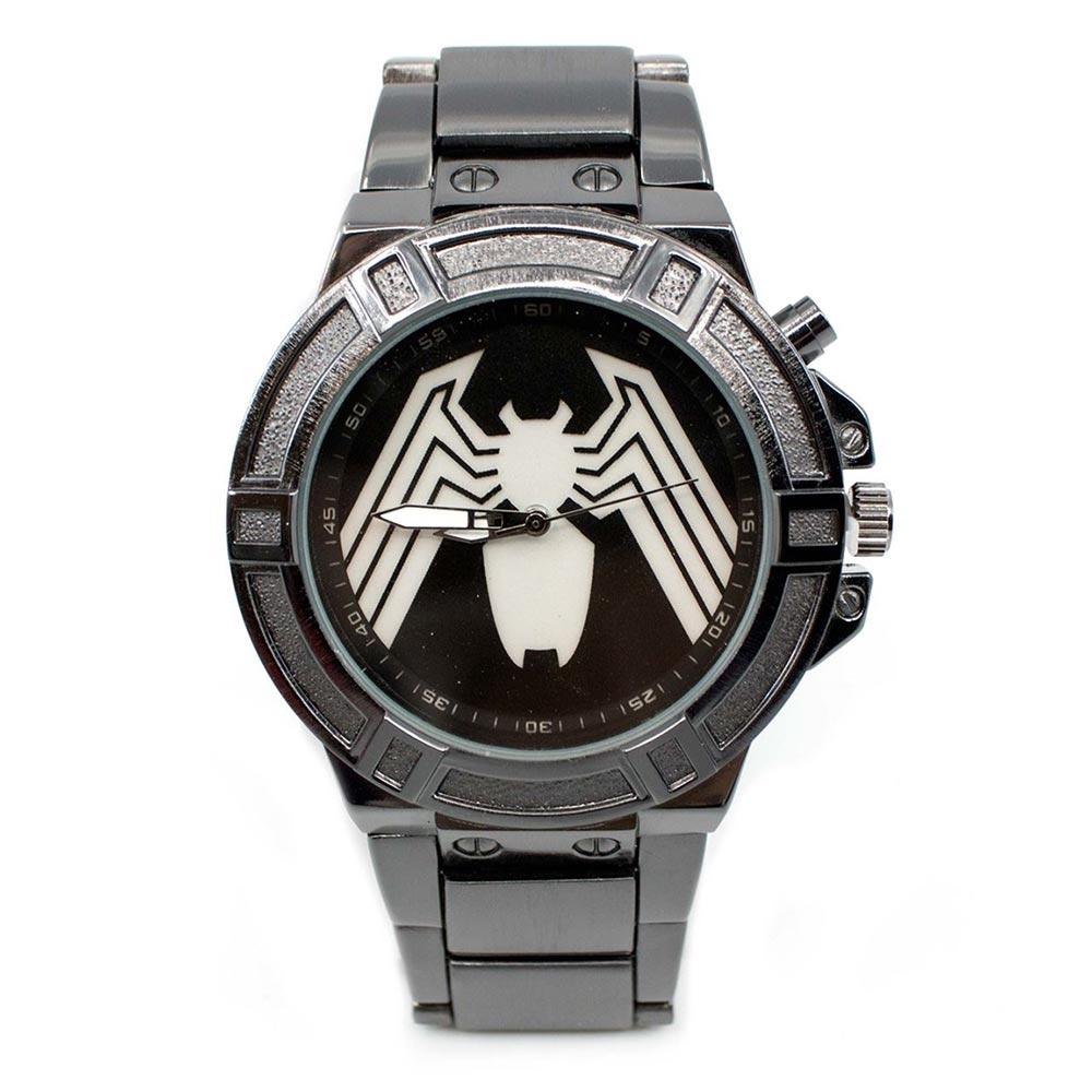 マーベル Marvel ヴェノム 腕時計 バックライト レディース メンズ