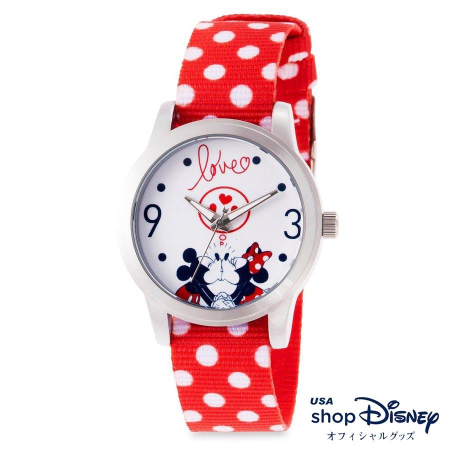 ディズニー Disney ミッキー ミニー 腕時計 レディース ギフト プレゼント