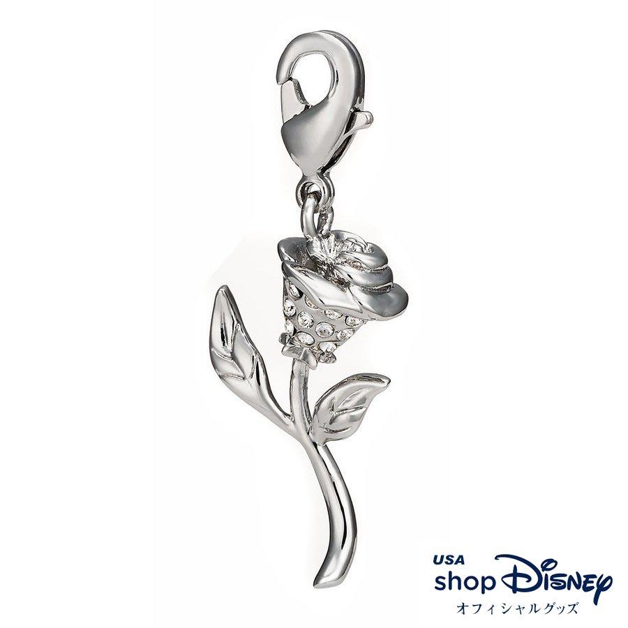 ディズニー Disney 美女と野獣 チャーム ペンダントトップ レディース ギフト プレゼント