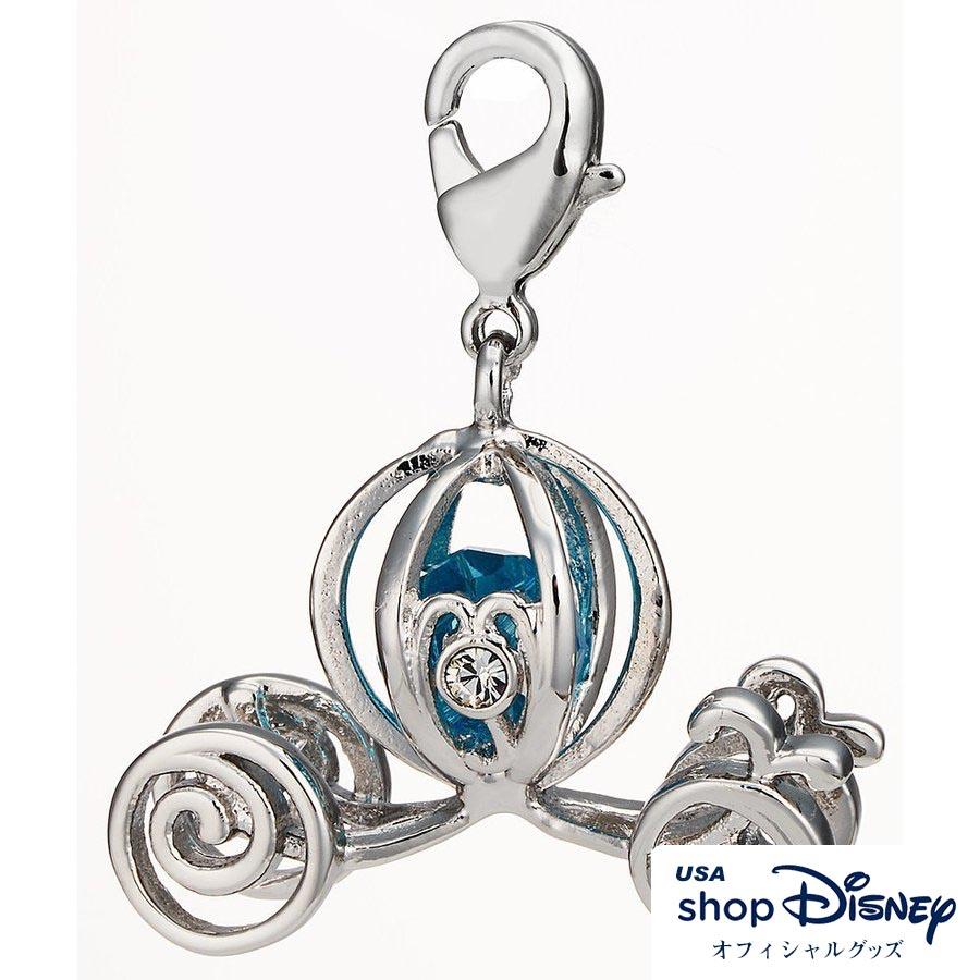 ディズニー Disney シンデレラ チャーム ペンダントトップ レディース ギフト プレゼント