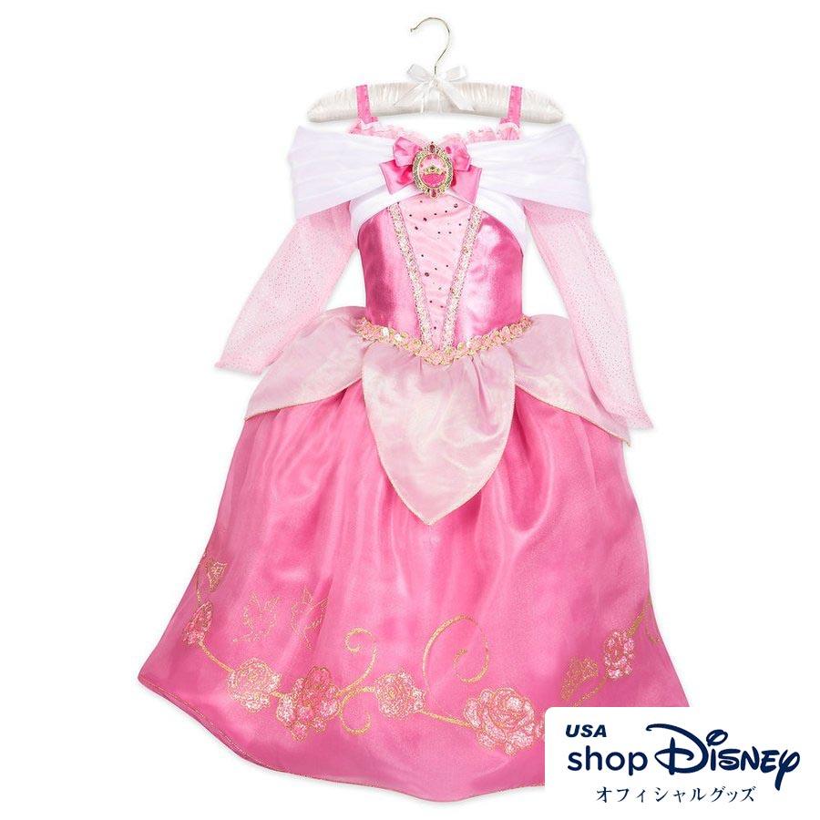 ディズニー Disney オーロラ 眠れる森の美女 コスチューム ドレス キッズ 男の子 女の子 ギフト プレゼント