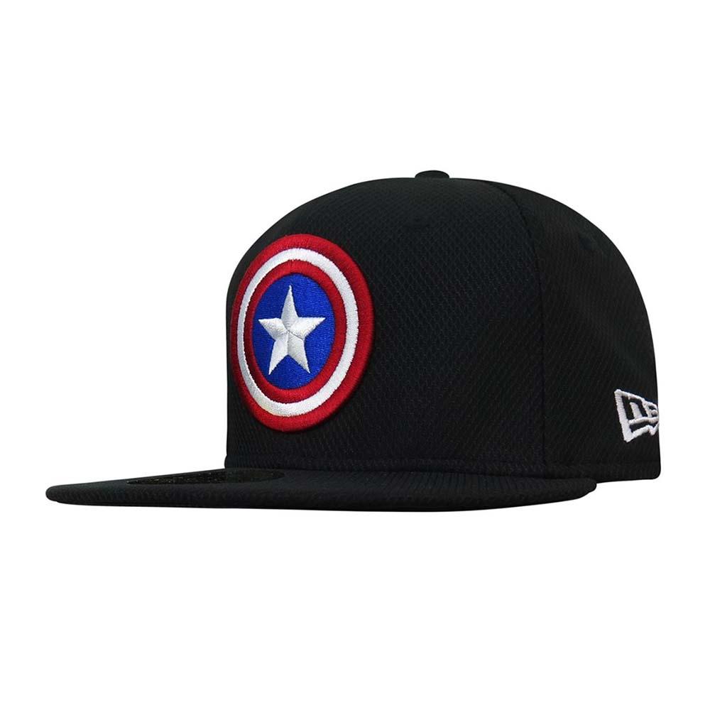 マーベル Marvel キャプテンアメリカ キャップ 59FIFTY ニューエラ NewEra レディース メンズ