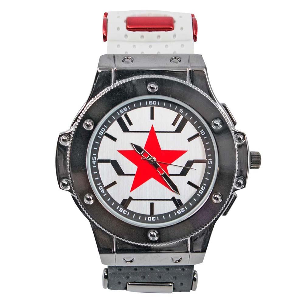 マーベル Marvel ウィンター ソルジャー 腕時計 レディース メンズ