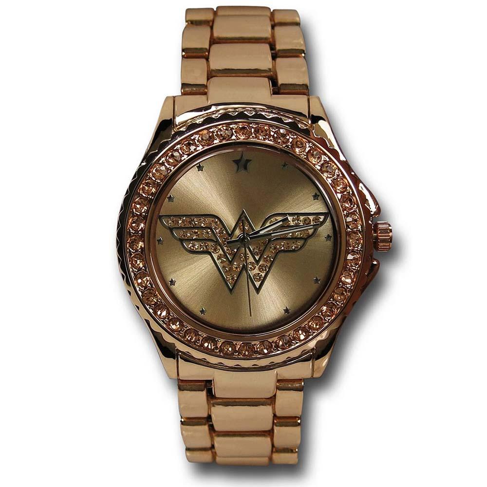 DCコミック グッズ ワンダーウーマン 腕時計 レディース メンズ