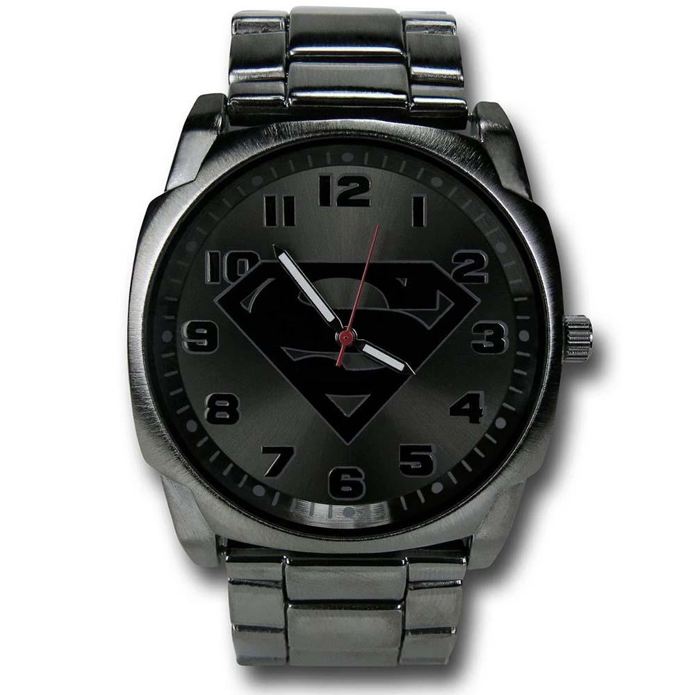 DCコミック グッズ スーパーマン 腕時計 レディース メンズ