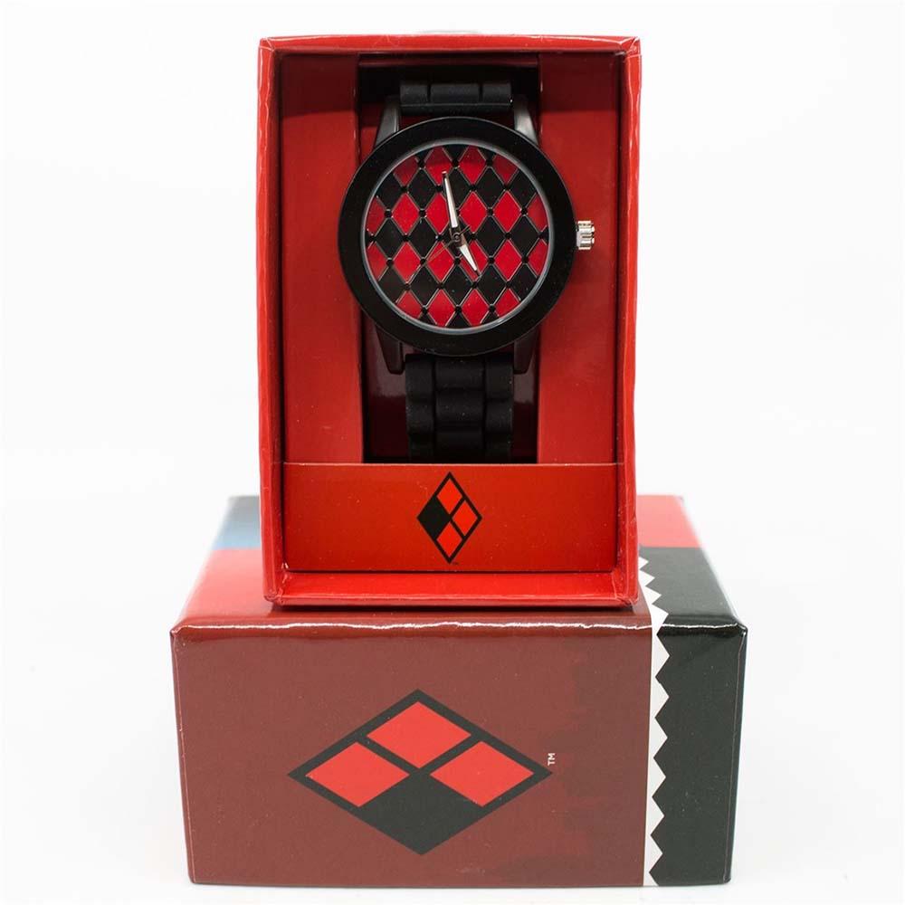 DCコミック グッズ ハーレイ クイン 腕時計 レディース メンズ