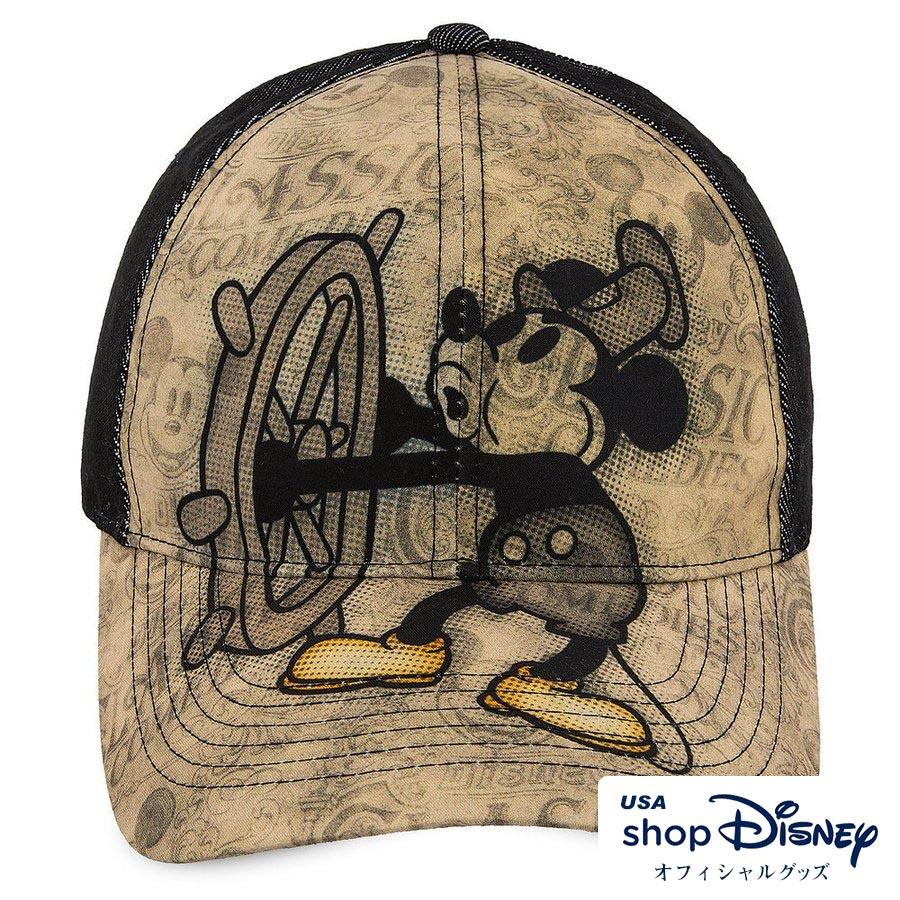 ディズニー Disney ミッキーマウス ベースボール キャップ 帽子 スナップバック レディース メンズ ギフト プレゼント