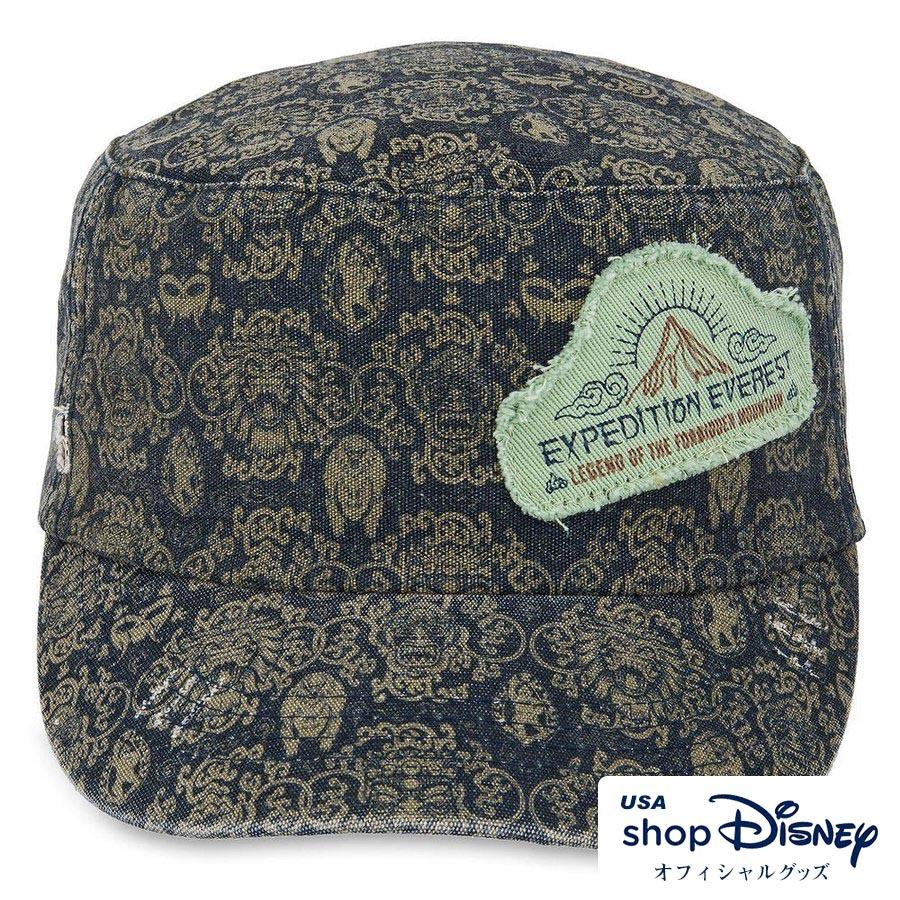 ディズニー Disney エクスペディションエベレスト カデット キャップ レディース ギフト プレゼント
