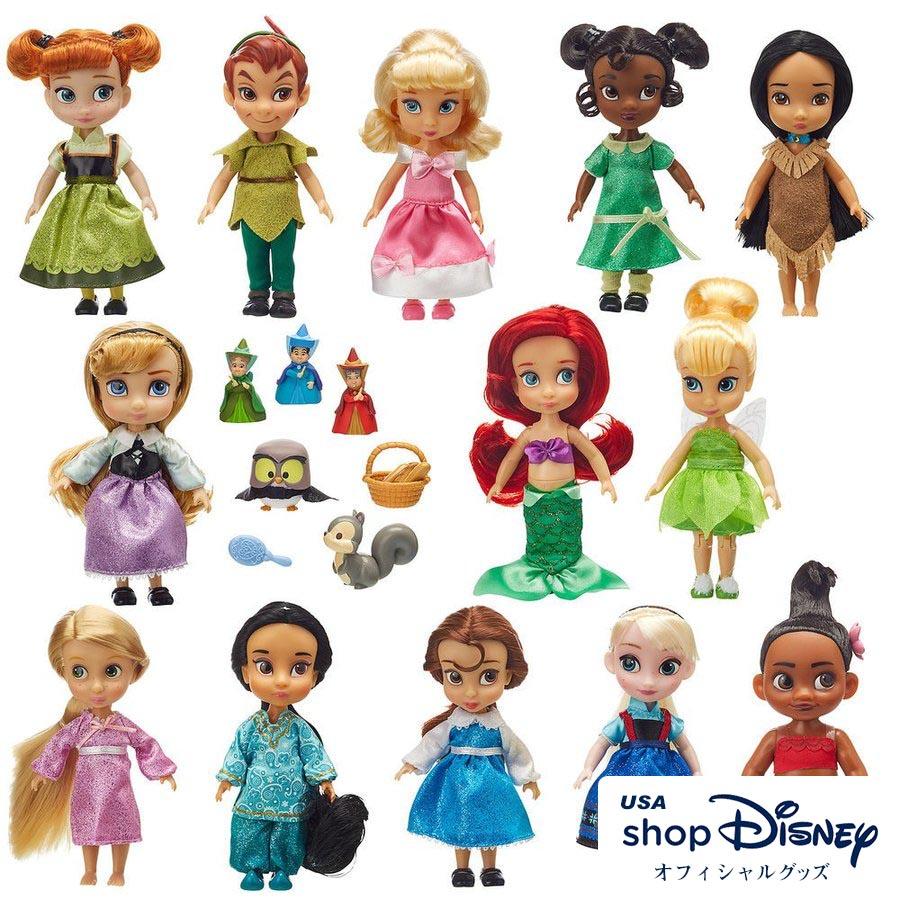 ディズニー Disney ミニドール セット ミニドール アニメーターズコレクション Disney ディズニー ギフト プレゼント, ANSHINDO(時計小物洋服):c6f980d2 --- sunward.msk.ru