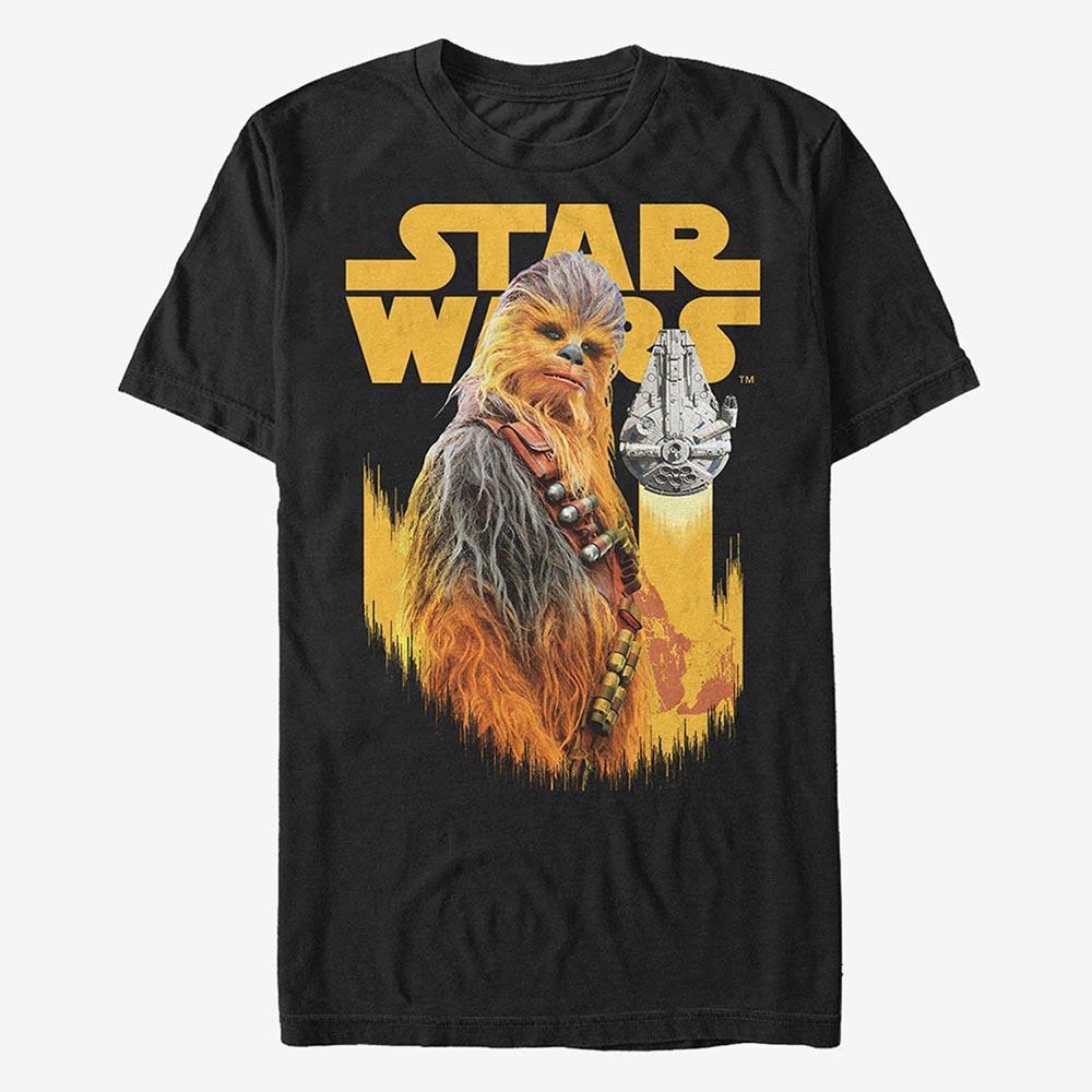 海外限定スターウォーズ公式Tシャツ スターウォーズ StarWars チューバッカ レディース Tシャツ 今ダケ送料無料 メンズ 出色 半袖