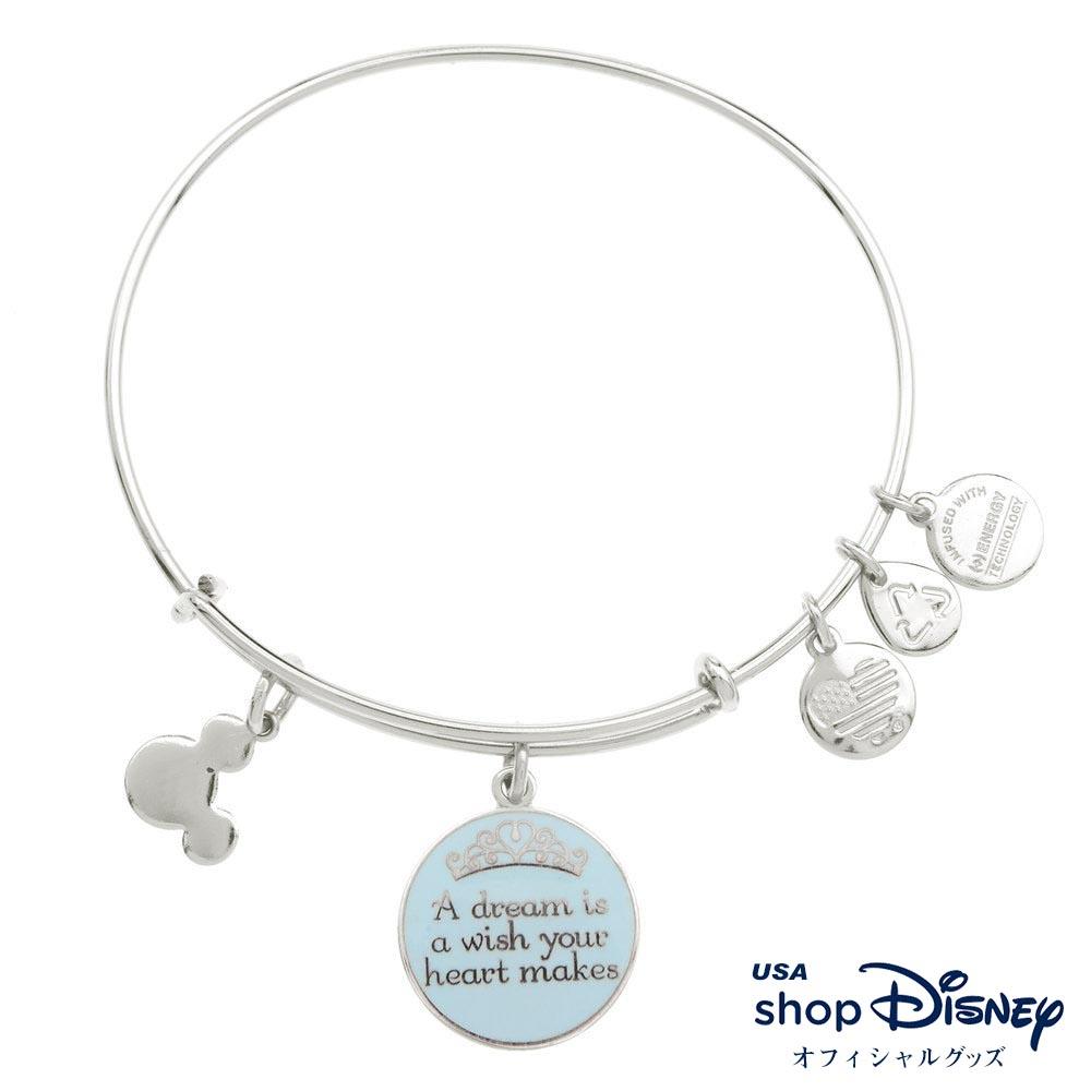 ディズニー Disney シンデレラ ブレスレット バングル アレックス アンド アニ レディース ギフト プレゼント