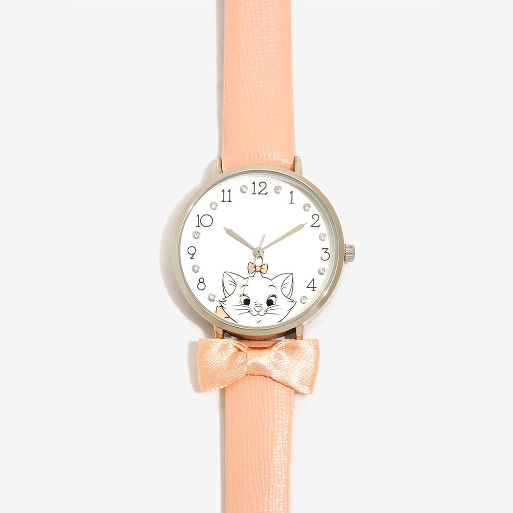 ディズニー Disney おしゃれキャット マリー 腕時計 レディース ギフト プレゼント