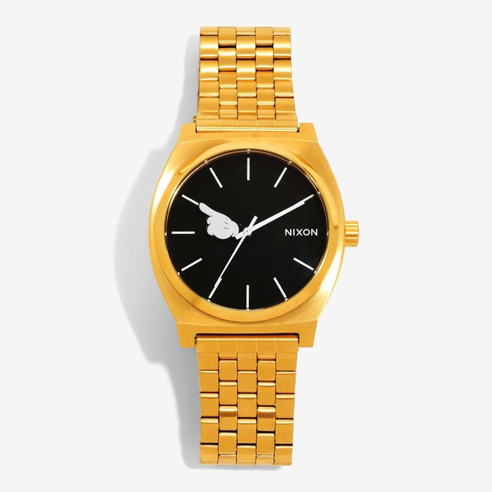 ディズニー Disney ミッキーマウス 腕時計 ニクソン Nixon レディース メンズ ギフト プレゼント